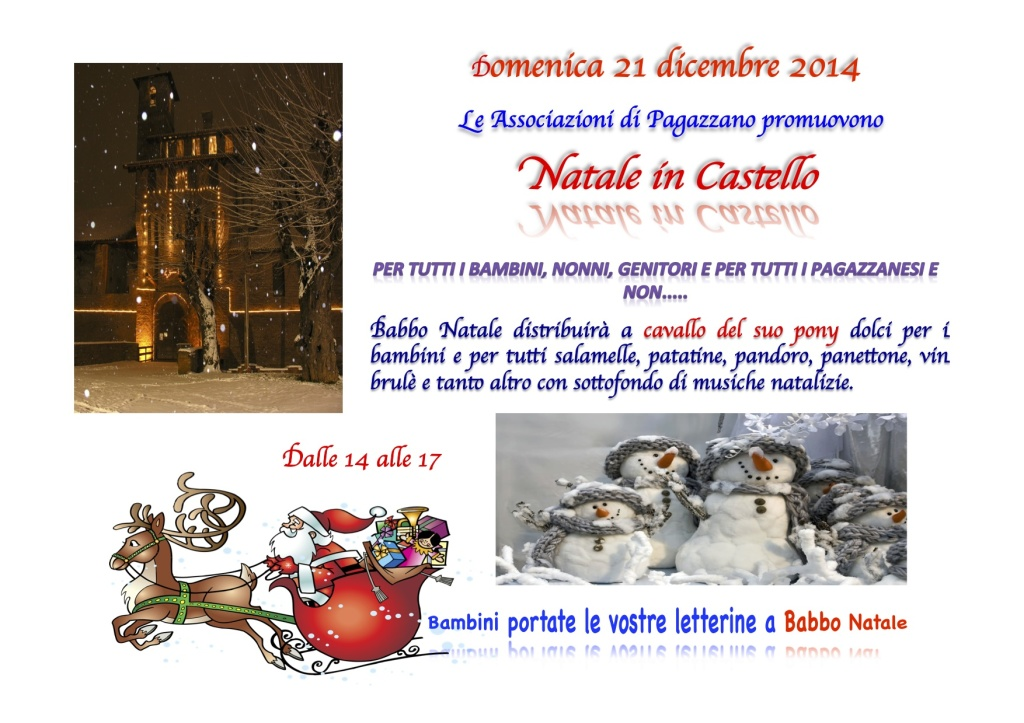 Natale in castello 2014