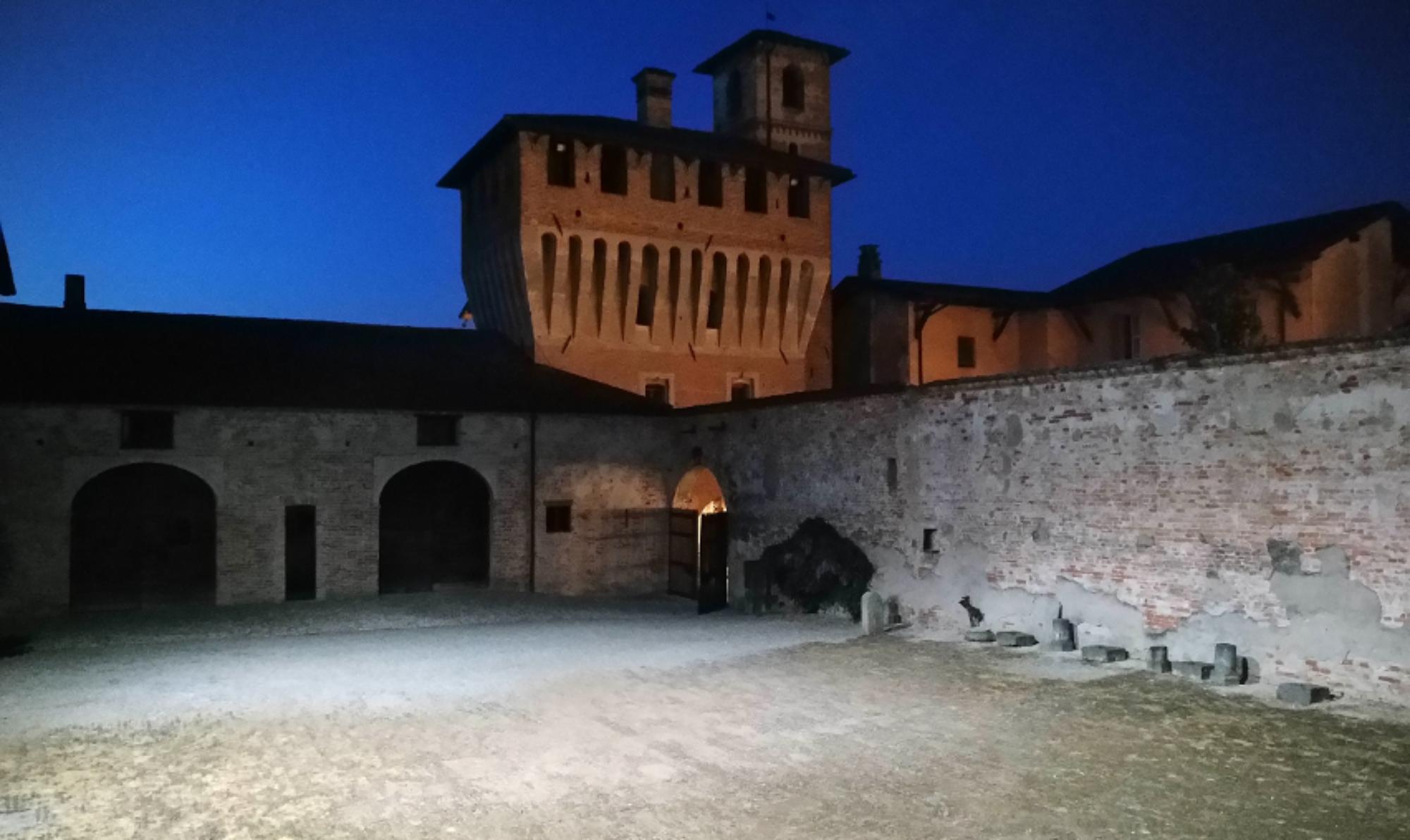 Castello visconteo di Pagazzano