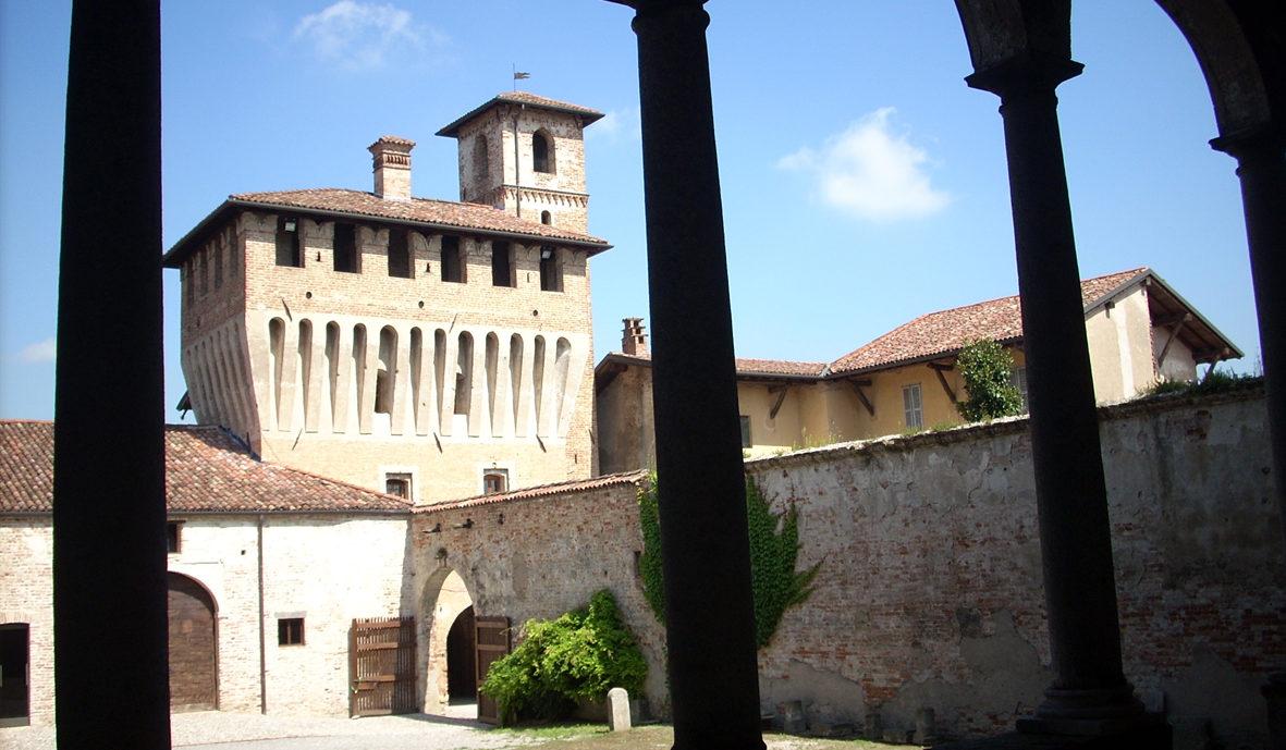 Castello visconteo di Pagazzano (Bg)